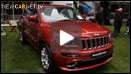 Motorexpo 2012 : Jeep Grand Cherokee SRT