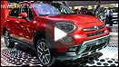 All-new Fiat 500X breaks cover